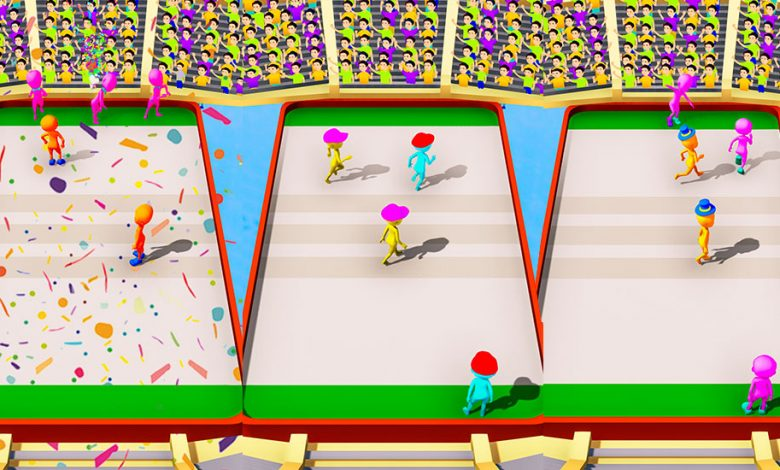 How You Can Win This Race by Playing Touch the Line?