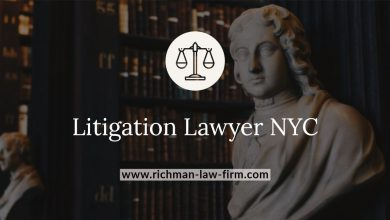 Photo of NYC Commercial Litigation Lawyer
