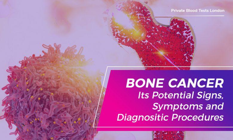 Bone Cancer Its Potential Signs, Symptoms and Diagnositic Procedures