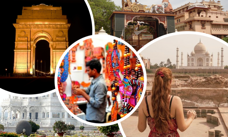 golden triangle India tour packages