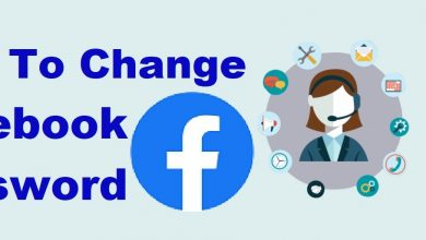 Photo of How to change Facebook password