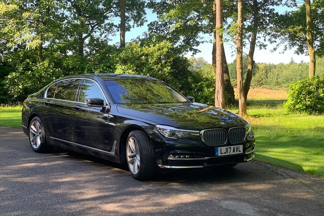 oxford airport transfers