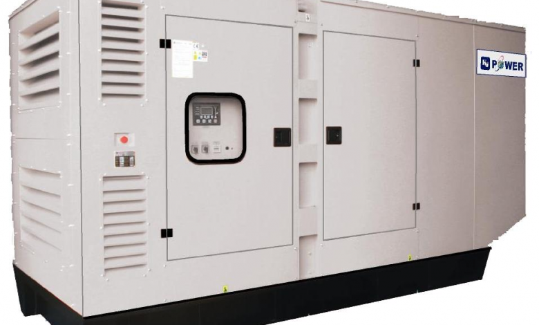 Dual Fuel Power Generator For Sale