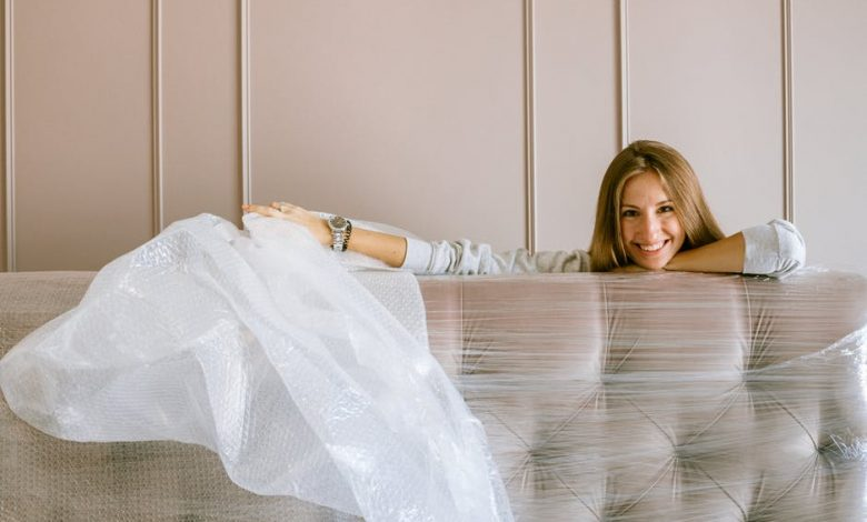 How To Stay Safe When Packing, Moving and Unpacking During Home Relocation