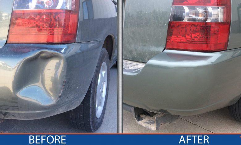 mobile bumper repairs