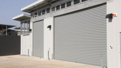 Photo of Safe and Adorable Shop Roller Shutters with total custom!