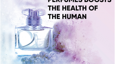 Photo of PERFUMES BOOSTS THE HEALTH OF THE HUMAN