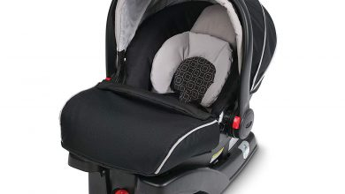 Photo of Graco Click Connect Car Seat Weight Limit