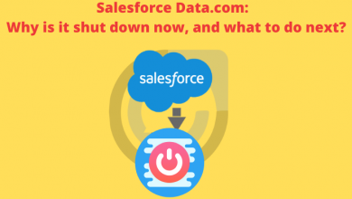 Photo of Salesforce Data.com: Why is it shut down now and what to do next?