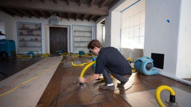 Photo of How to Perform Water Extraction for Flood damage restoration