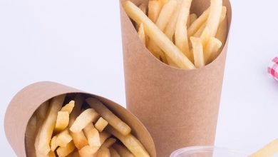 Photo of Great Eye-catching Packaging of Custom French Fries Boxes