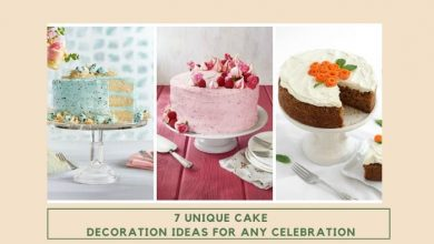 Photo of 7 Unique Cake decoration ideas for any celebration