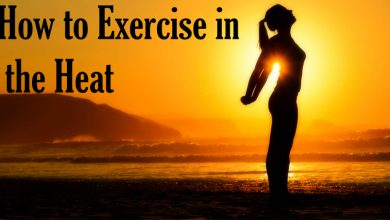 Photo of How to Exercise in the Heat Exercising in Summer