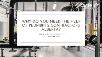 Photo of Why Do You Need the Help of Plumbing Contractors Alberta?