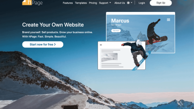 Photo of Creating Website Landing Pages