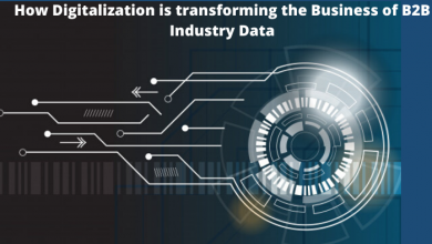 Photo of How Digitalization is transforming the Business of B2B Industry Data