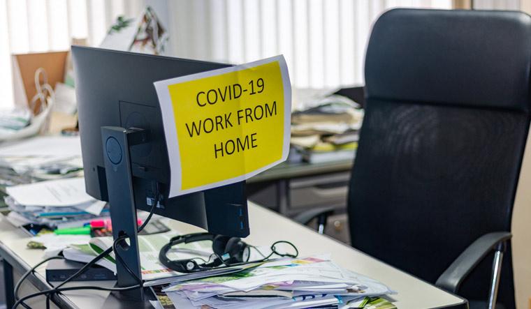 work-from-home-offce-covid-19-coronavirys-shut