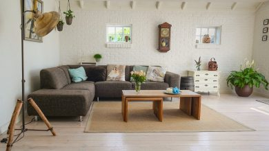 Photo of A Step-By-Step Guide for Decorating Modern Living Room