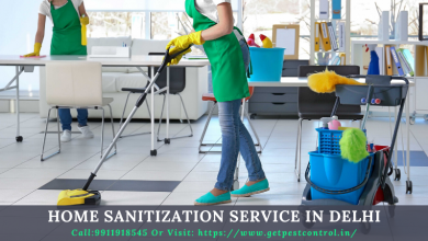 Photo of What To Keep In Mind While Selecting Home Sanitization Service in Delhi?