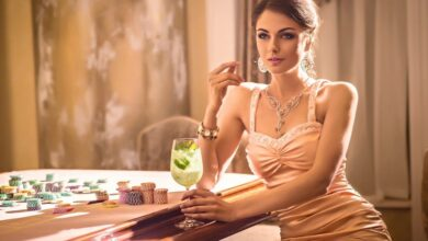 Photo of Live Online Roulette – Play in a Real Casino Online