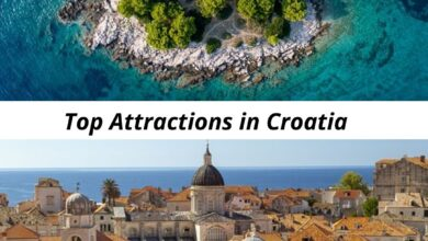 Photo of Top Tourist Attractions in Croatia