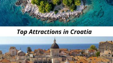 Photo of Top Tourist Attractions in Croatia