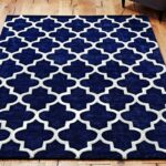 Blue carpet