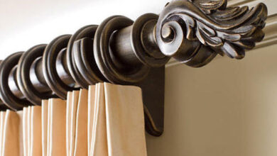 Photo of Curtains Rods – Choosing the Right Curtain Rods