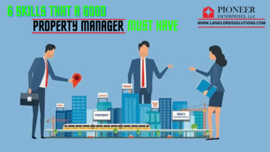 Photo of 6 skills that a good property manager must have