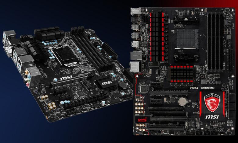 i7 9700k Compatible Motherboards