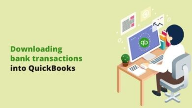 Photo of Download Transactions from your Bank into QuickBooks 2020