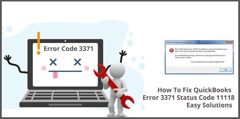 Fix-QuickBooks-Error-3371-Status-Code-11118