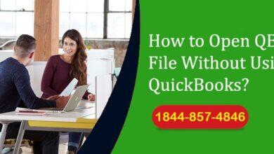 Photo of Open QuickBooks Backup File Without QuickBooks