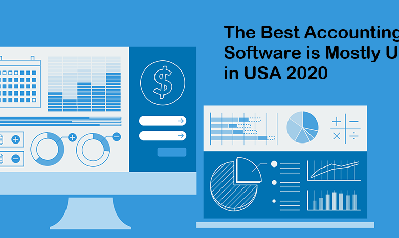 The Best Accounting Software is Mostly Used in USA 2020