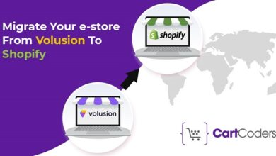 Photo of How to Migrate Your E-Store from Volusion to Shopify?