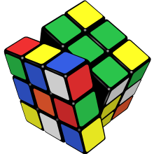 Photo of Rubik's Cube 1980s craze and Move Notation