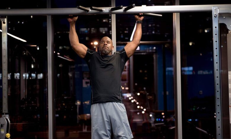 How Far Can Pull-Ups Alone Actually Get You