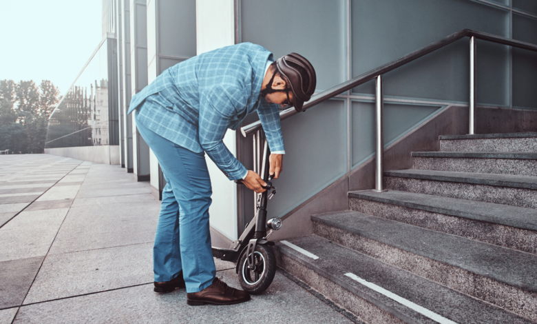 How To Lock An Electric Scooter_ Tips and Tricks
