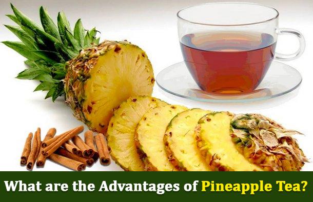 Pineapple tea, himsedpills