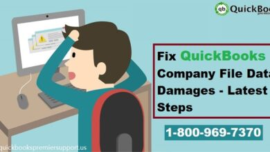 Photo of How to Fix QuickBooks Desktop Data Damage Error?