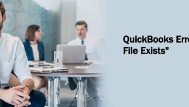 Photo of QuickBooks Error The File Exists – Solve by Manually