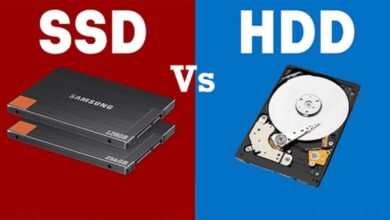 Photo of Difference Between SSD and HDD 2020