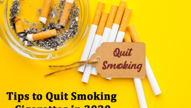 Photo of Tips to Quit Smoking Cigarettes in 2020