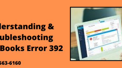 Photo of Understanding & Troubleshooting QuickBooks Error 392