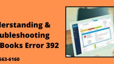 Photo of Understanding & Troubleshooting QuickBooks Error 392