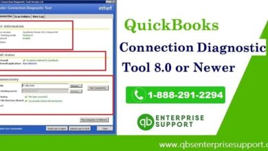 Photo of Ways to Download & Install QuickBooks Connection Diagnostic Tool