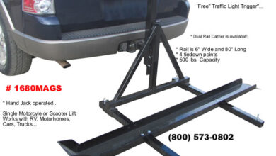 Photo of What to Consider Prior Installing a Motorcycle Carrier?