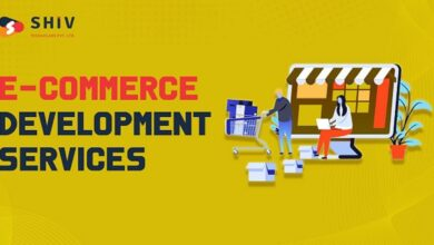 Photo of E-Commerce Company and Today's Technology