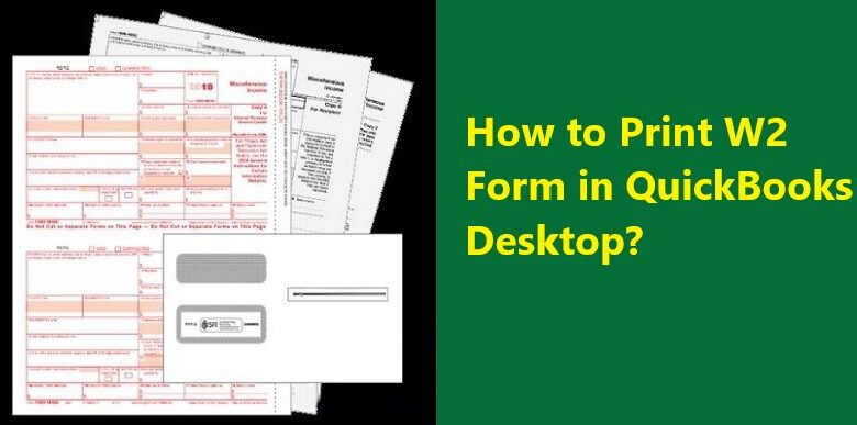 print-w2-in-quickbooks-desktop