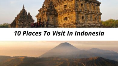 Photo of 10 Places To Visit In Indonesia